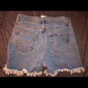 Brandy Melville (John Galt) high waisted shorts